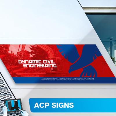 Aluminium Composite Panel Printing