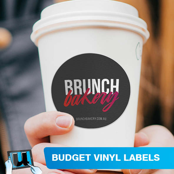 Budget Vinyl Labels