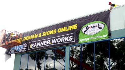 Kedar Sail-track Banners