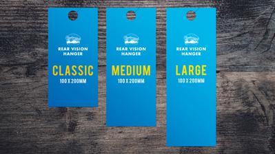 Rear Visions Hanger